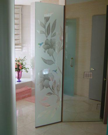 Душевые перегородки для идеального образа ванной комнаты